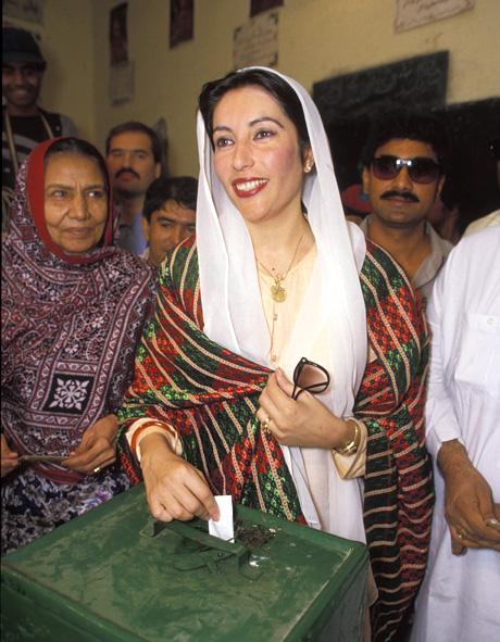 Benazír Bhutto