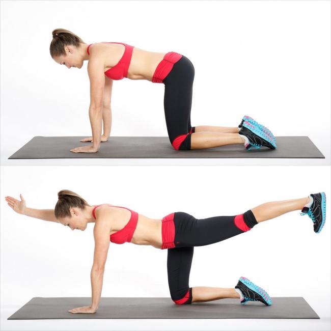Napi 10 perc, 7 gyakorlat és a tested 4 hét alatt megváltozik!
