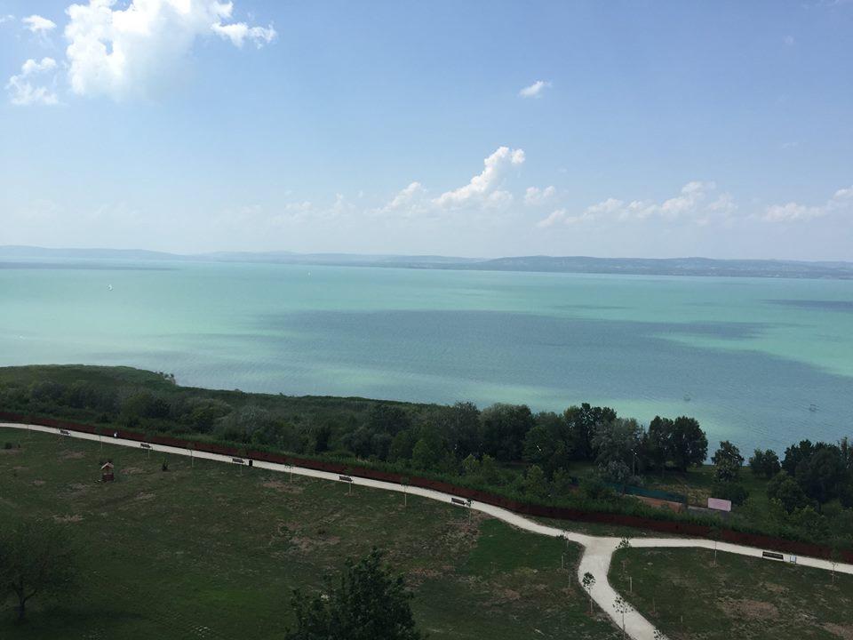 Gigakilátó a Balaton új sztárja