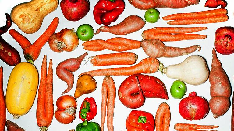 """Pont annyi vitamin van bennük, mint a """"szép"""" társaikban (Fotó: National Geographic)"""