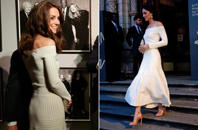 Katalin hercegné ritkán látott testrészét mutatta meg - fotók
