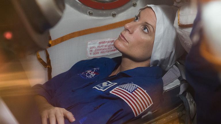 Hatalmas sci-fi rajongó (Fotó: NASA)