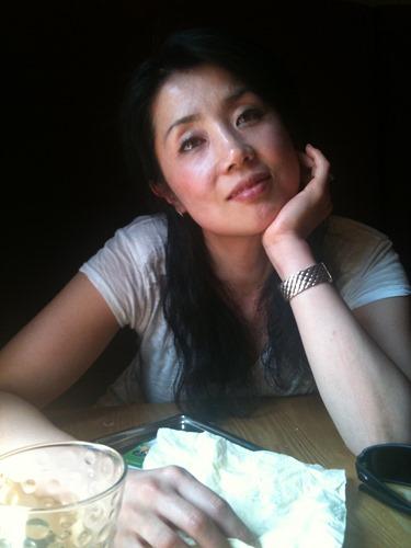 Sachiko Komaya szaké sommelier