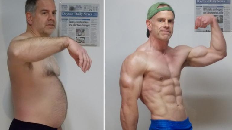 Fogyás 18 hónapos, Így fogytam le 18 kilót hat hónap alatt