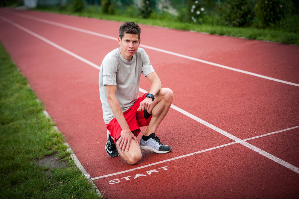 Nyolc órás munka mellett jutott ki az olimpiára Gábor