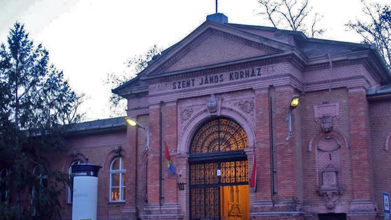 Alagút kötheti össze a Szent János és a Kútvölgyi kórházat