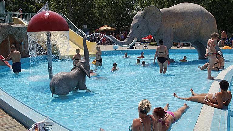 Csobbanj és szórakozz te is az év fürdőjében Hajdúszoboszlón!