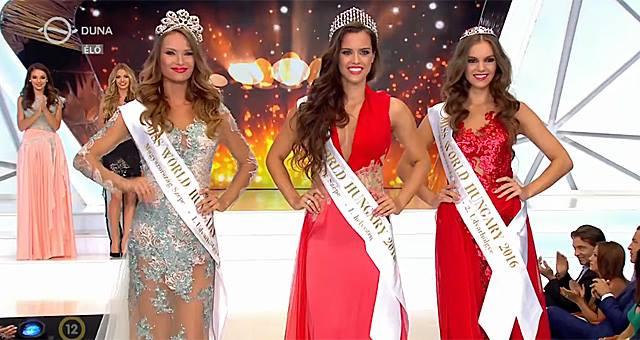 Dubajt is megjárta az új Miss World Hungary, Gelencsér Tímea