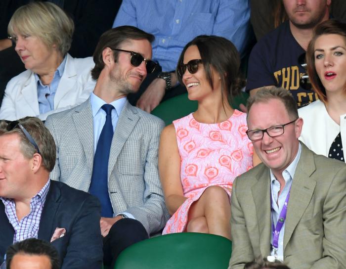 Pippa Middletont eljegyezték, esküvője lepipálja Katalin hercegnéjét