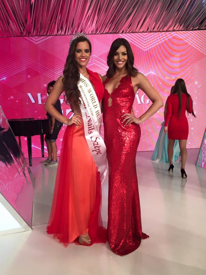 Kulcsár Edina: Timinek nehéz dolga lesz a Miss Worldön