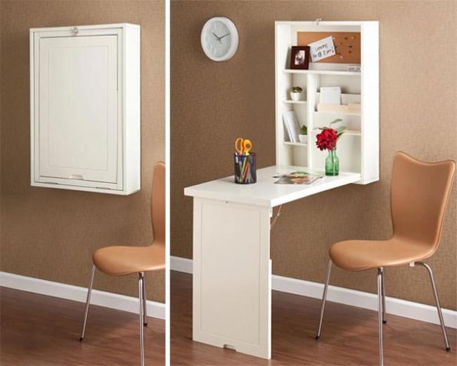 22 ötletes összecsukható bútor, ami a legkisebb lakásokban is elfér
