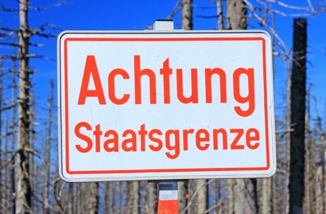 Újraépülhet a vasfüggöny az osztrák-magyar határon
