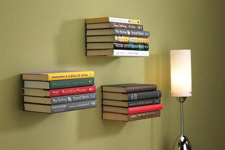 12 elképesztően kreatív könyvespolc, amit az olvasás szerelmesei imádni fognak