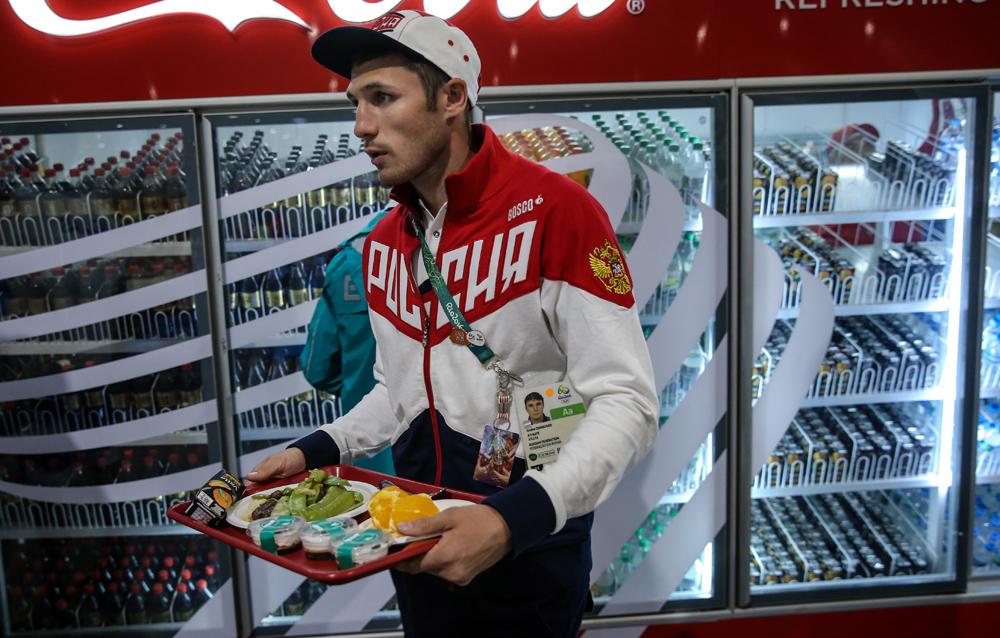 Olimpia: mit esznek az olimpikonok?
