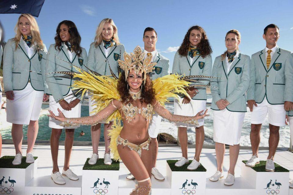 Olimpia 2016: a leg-leg-leg formaruhák