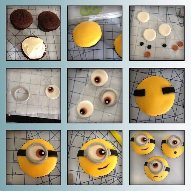 Lepd meg a lurkókat Minyonos sütikkel! - képek