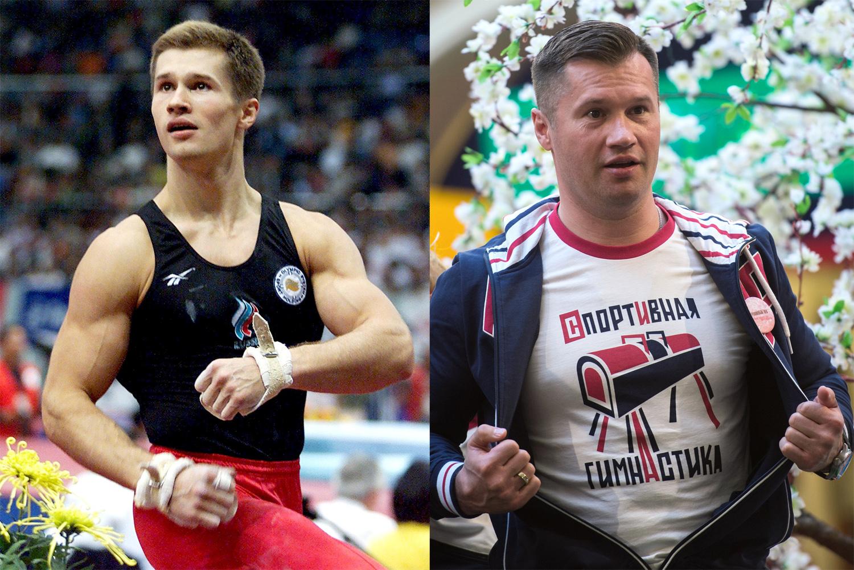 Így néztek ki a legnagyobb olimpikonok régen