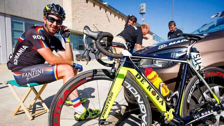 Olimpia 2016: Sirathatja gépét az olimpikon bringás