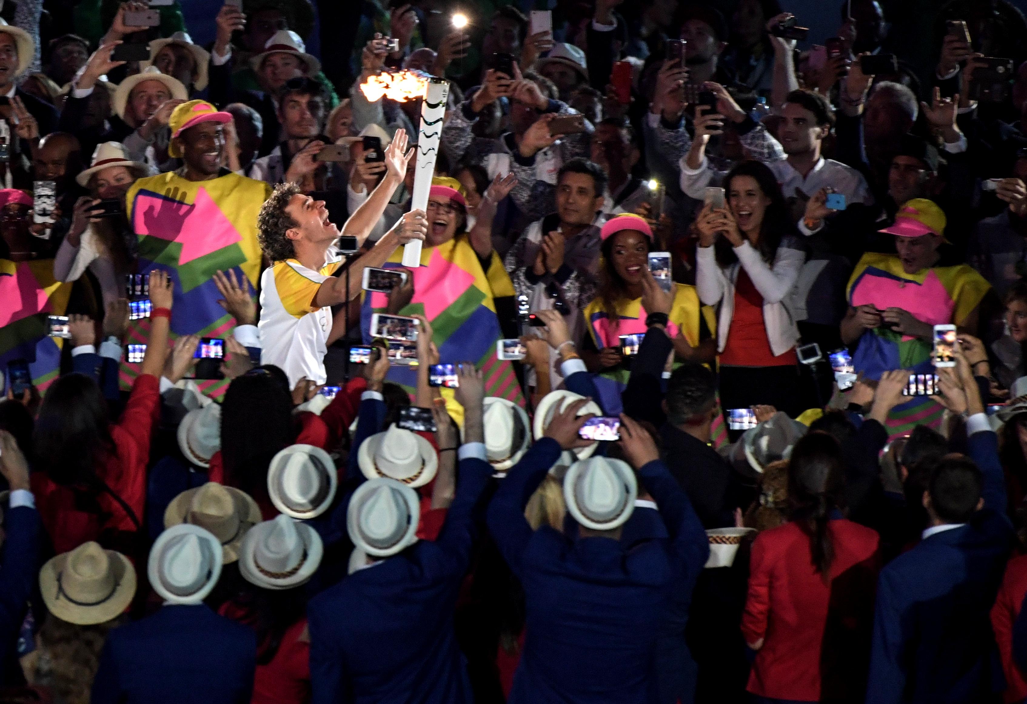 Olimpia 2016: a megnyitó legjobb képeit mutatjuk!