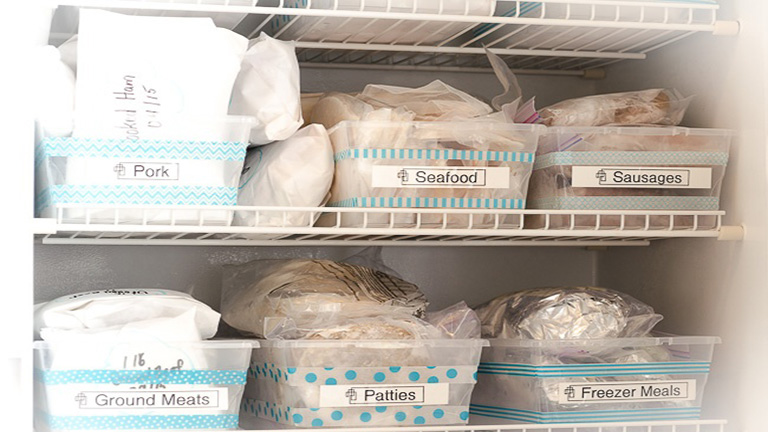 10 zseniális módszer a hűtőd rendszerezésére