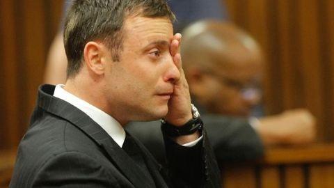 Pistorius a tárgyaláson