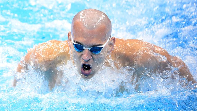 Cseh Lászlónak most sem jött össze az olimpiai arany