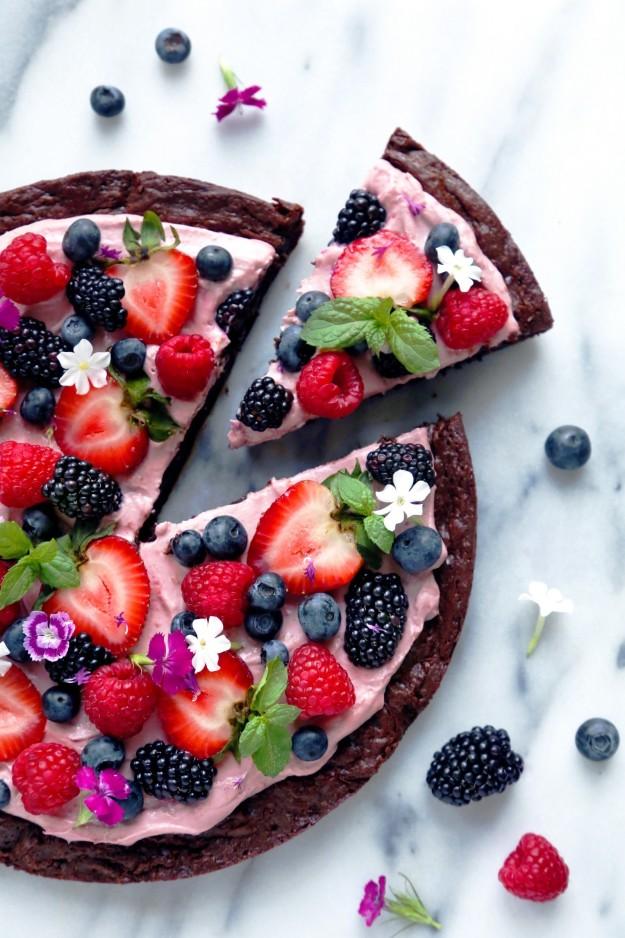 15 mennyei gyümölcsös süti