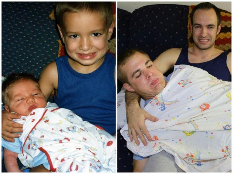 A legszuperebb ajándékot adta három fiú az anyukájának