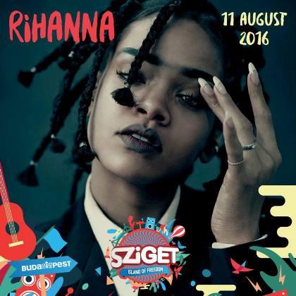 Rihanna ma este 1 millió dolláros gázsiért lép fel a Szigeten