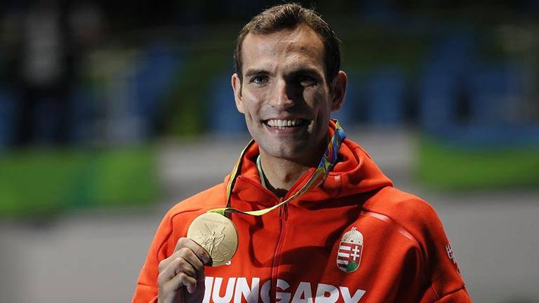 Olimpia 2016: Szilágyi Áron neked is ad egy darabot az aranyából
