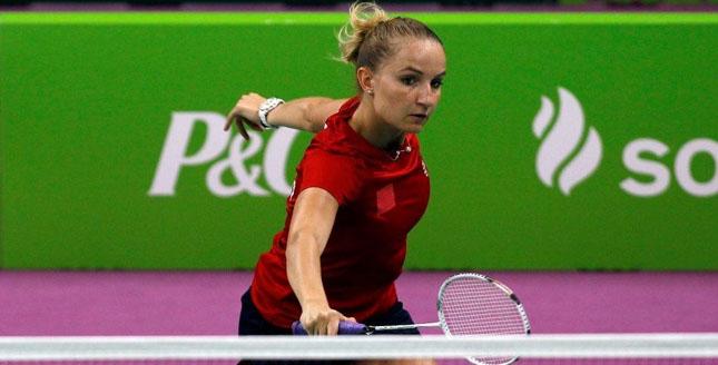 Olimpia 2016: Sárosi Laura kikapott első tollaslabda meccsén