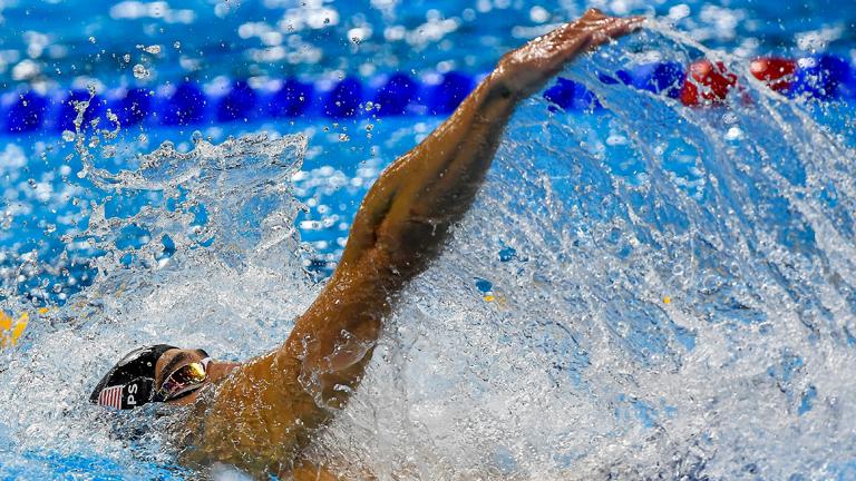 Phelps most sem talált legyőzőre