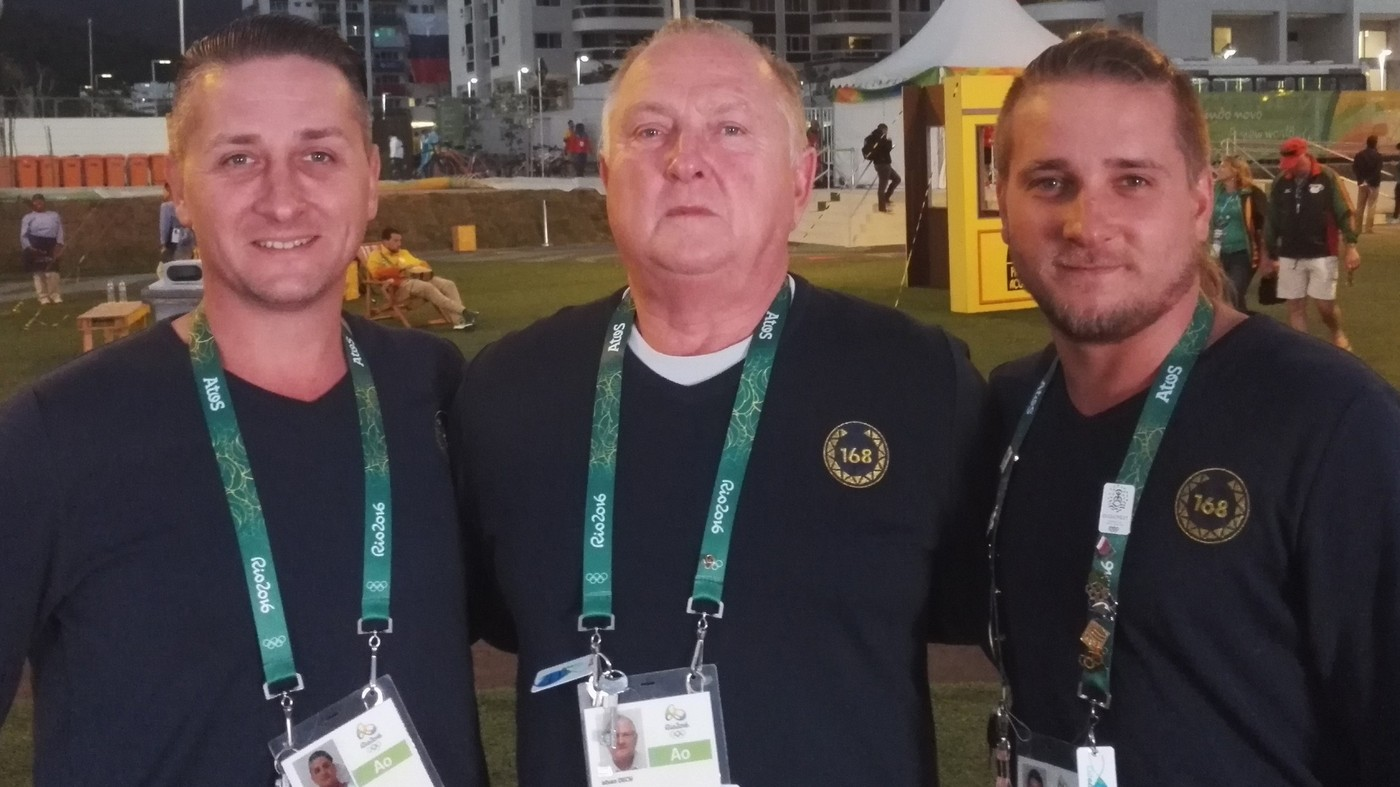 Olimpia 2016: egyenfrizurával hódít a magyar vívófamília