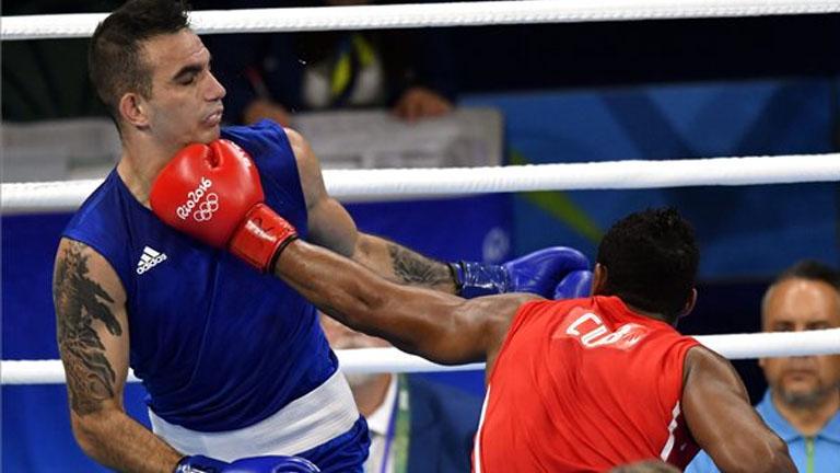 Olimpia 2016: Harcsa Zoltán ökölvívó kiütéssel kikapott