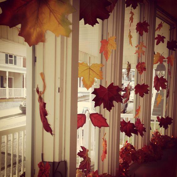 3 szuper őszi dekoráció az iskolába