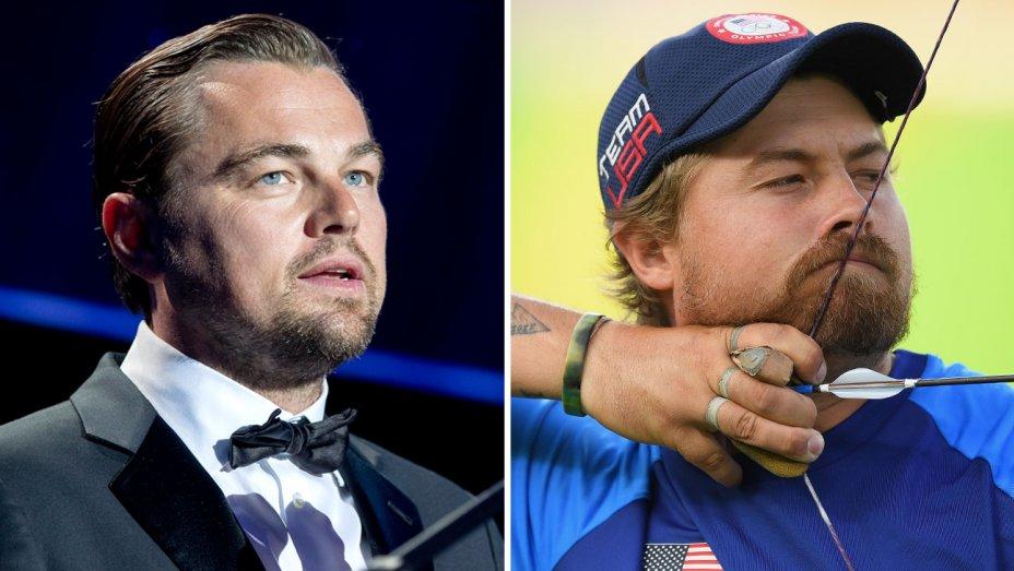 Leonardo DiCaprio hasonmása bronzot nyert a riói olimpián - fotó