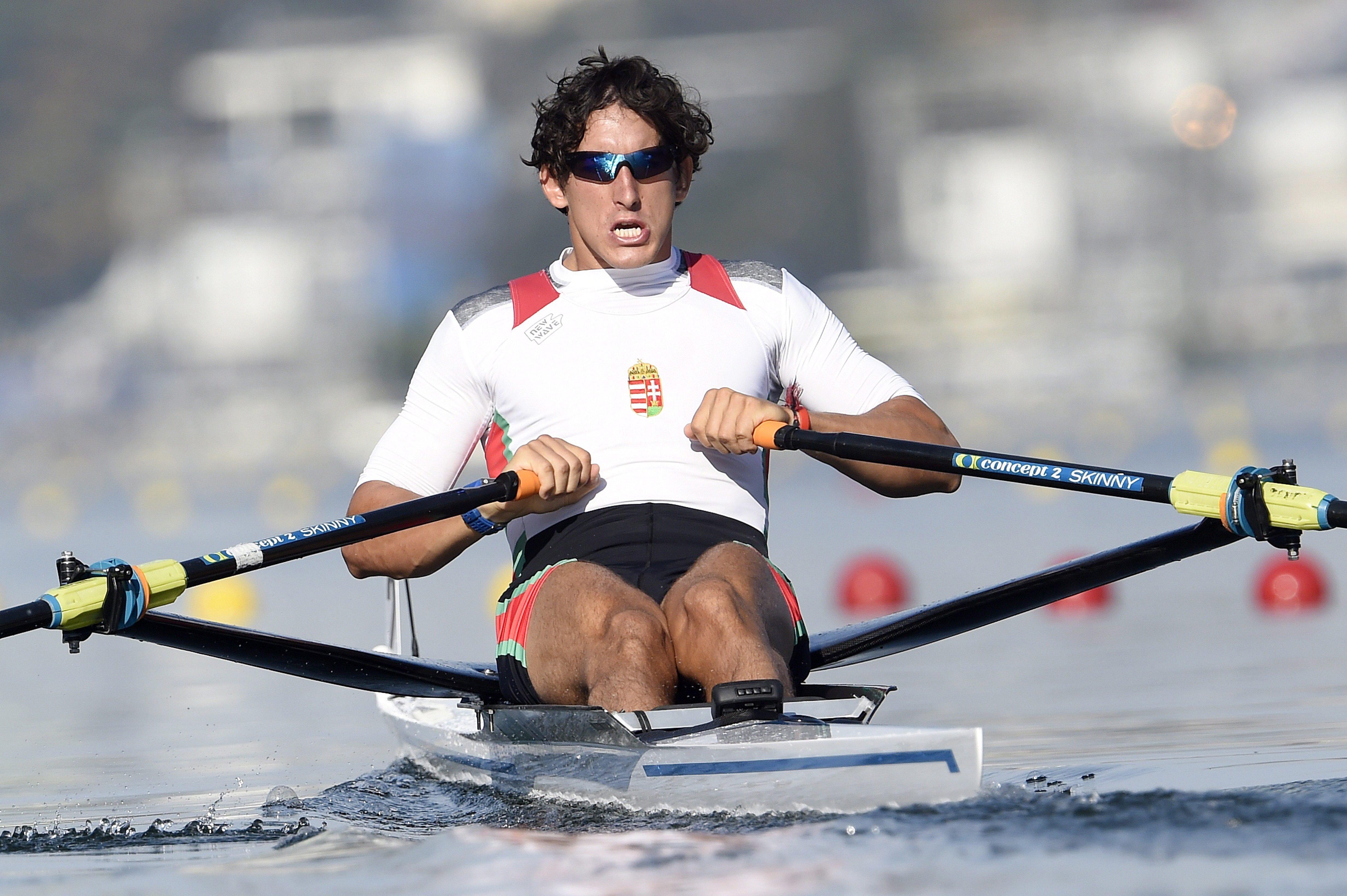 Olimpia 2016: Pétervári-Molnár Bendegúz a 14. helyen végzett