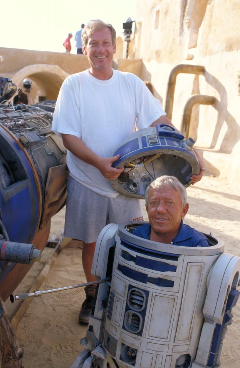 Meghalt Kenny Baker, a Star Wars R2-D2-ja