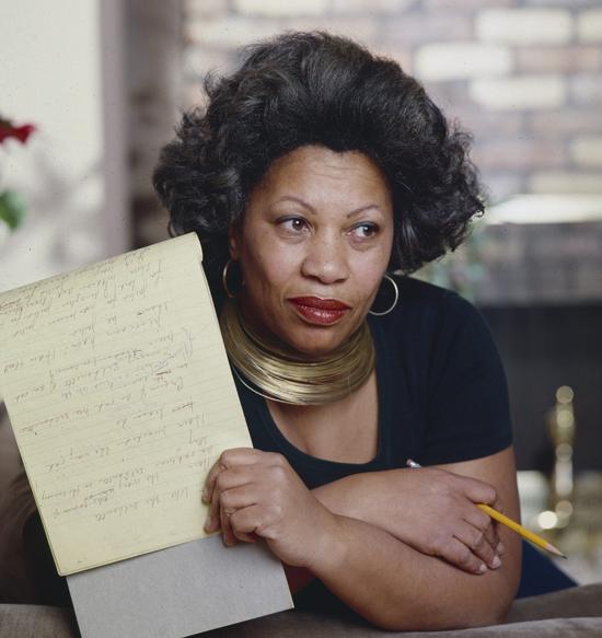 Toni Morrison Pulitzer-díjas író