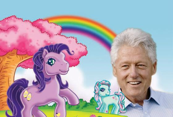 Azt is tudjuk, milyen alsót hord – Bill Clinton 70 éves
