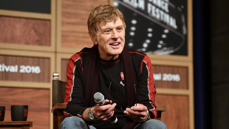 Redford a 2016-os Sundance Filmfesztiválon