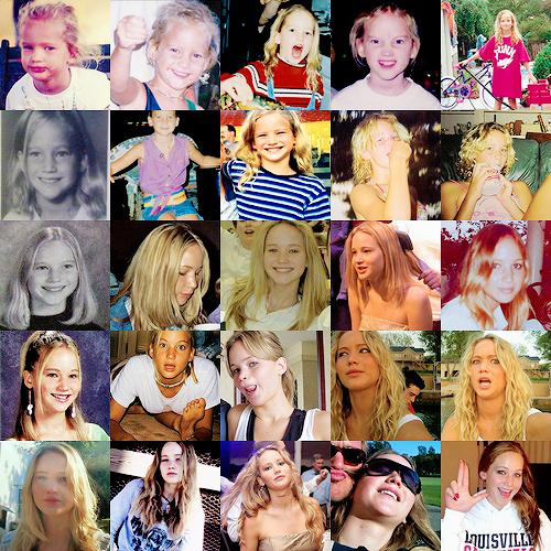 A gyerekkortól a sztárságig, boldog szülinapot Jennifer Lawrence-nek!