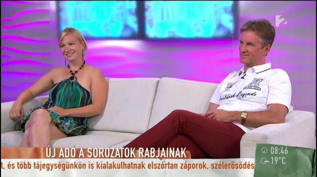 Lux Ádám és Bognár Anna: a szeretkezős jelenet megterhelő