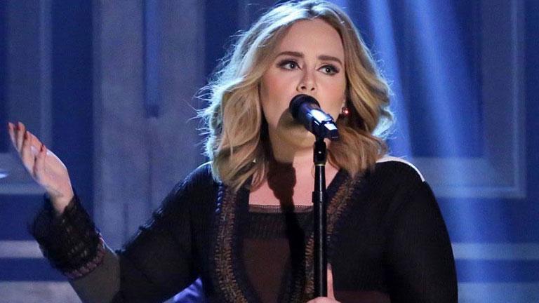 Kép: Adele Facebook