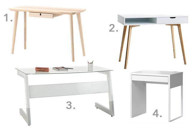 Tanévkezdés: tippek a jó íróasztal megtalálásához