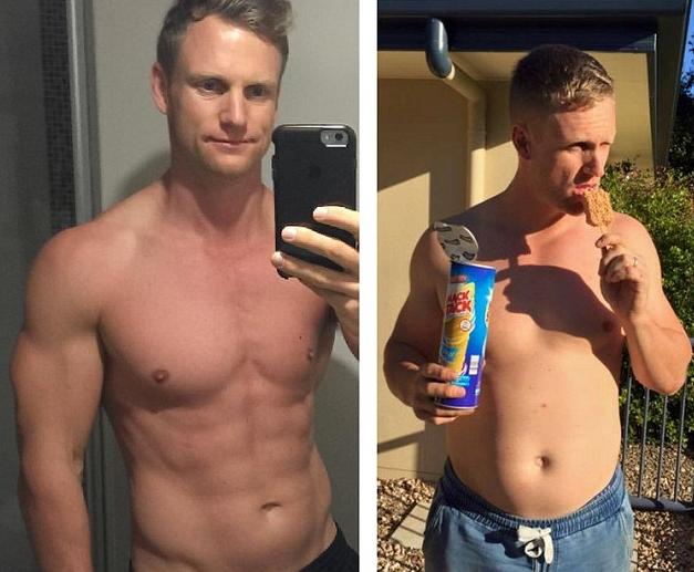 23 kilót hízott a fitneszházaspár, hogy bebizonyítsák, fogyókúrás módszerük hatékony