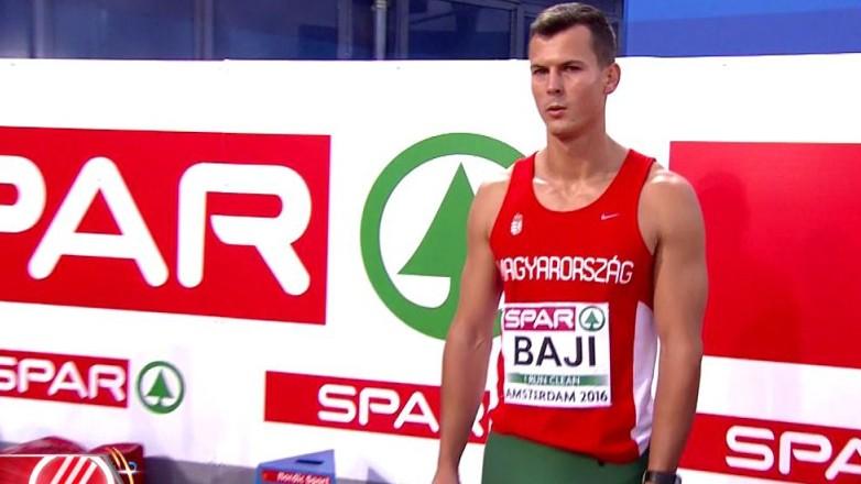 Olimpia 2016: ítéletidőben futott nagy időt Baji Balázs