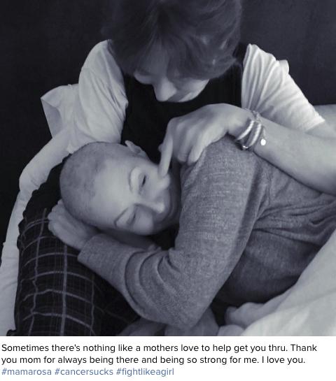 Megható posztot írt édesanyjának a rákkal küzdő Shannen Doherty