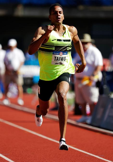 Jeremy Taiwo (Fotó: AFP)