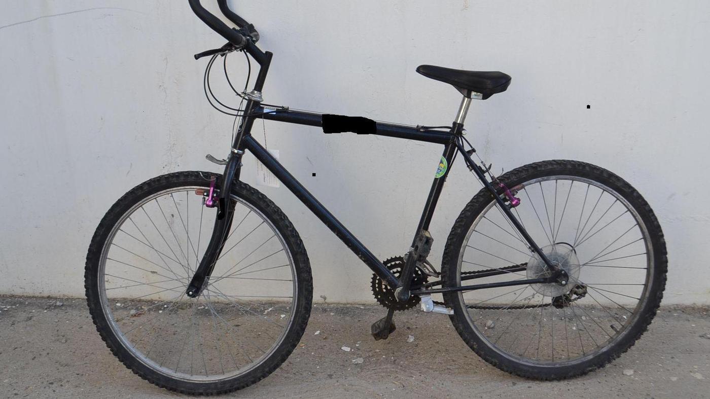 Nem tőled lopták el ezt a biciklit?